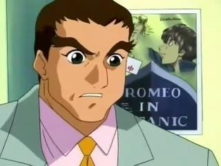 Kamikaze Kaitou Jeanne - Episode 12