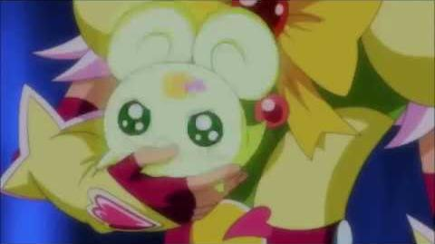 All Futari wa Precure Max Heart & Splash Star Movie Transformations