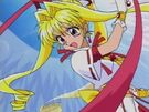Kamikaze Kaitou Jeanne Kaitou Jeanne using the Checkmate attack (version 2)