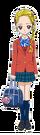 Pretty Cure Max Heart Hikari pose