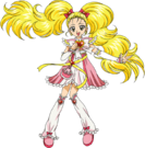 Pretty Cure Max Heart Shiny Luminous pose3