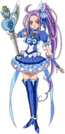Suite Pretty Cure Cure Beat pose6