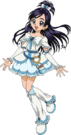 Pretty Cure Max Heart Cure White pose2