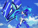 Vividred Operation Vivid Blue using the Vivid Impact9