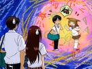 Ultra Maniac Nina, Ayu, Tetsushi and Hiroki