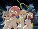Binzume Yousei Kururu, Chiriri, Sarara, Hororo and Oboro6