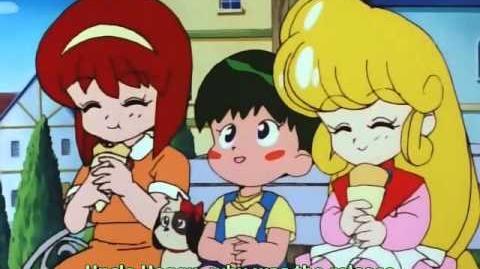 Hana no Mahou Tsukai Mary Bell - Episode 16