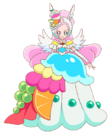 Kira Kira Pretty Cure Ala Mode Cure Parfait Ala Mode Style