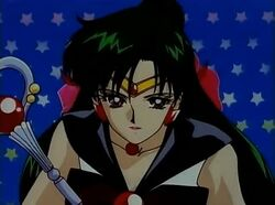 Sailor Moon S Sailor Pluto in the Opening