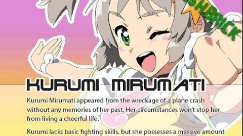 Vanguard Princess - Kurumi Mirumati's Full Story Arc