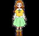 Kirakira Precure Ala Mode Himari form Pose