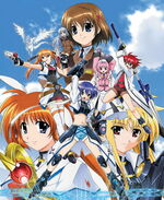 Nanoha-strikers