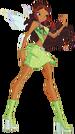 Winx Club Aisha Magic Winx pose7