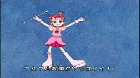 Cosmic Baton Girl Comet-san - Ending 1
