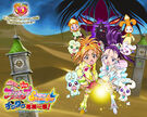 Futari wa Precure Splash Stars The Movie Wallpaper Special