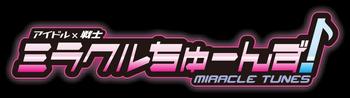 Idol Senshi Miracle Tunes Logo