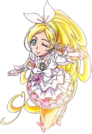 Suite Pretty Cure Cure Rhythm pose3