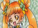 Doki Doki Special Cure Rosetta in her transformation