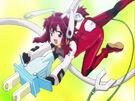Fight Ippatsu! Juuden-chan!! Plug41