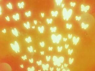 Hana no Mahou Tsukai Mary Bell Butterflies of light