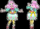 Mahou Tsukai Pretty Cure Kotoha Festival Outfit Movie pose2