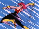 Cutie Honey Cutie Honey using her sword5
