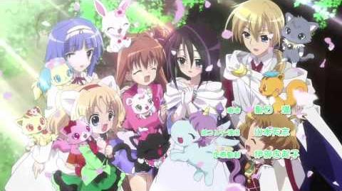 Jewelpet Tinkle OVA Opening