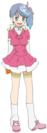AKB0048 Makoto pose2