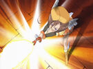 Sasami Mahou Shoujo Club Makoto using her magic9