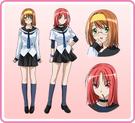 Kampfer Akane profile 2