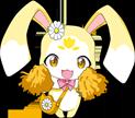 Mahou Shoujo Pixy Princess mascot pose2
