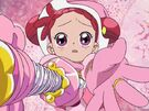 Motto! Ojamajo Doremi using her spell (sad)