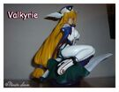 Valkyrie i by daughter dolls