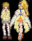 Kagayaki Homare uniform Étoile infobox