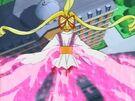 Kamikaze Kaitou Jeanne Kaitou Jeanne transforming61