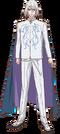 Sailor Moon Crystal Prince Demand pose