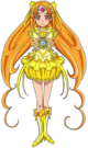 Suite Pretty Cure Cure Muse pose6