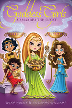 Cassandra the Lucky cover