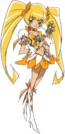 Heartcatch Pretty Cure! Cure Sunshine pose8