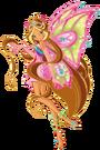 Winx Club Flora Enchantix pose2