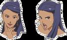 AKB0048 Ushiyama faces
