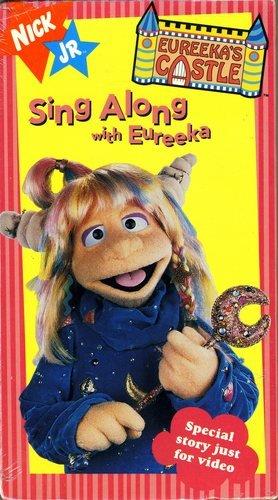 Eureeka's Castle Sing Along with Eureeka VHS