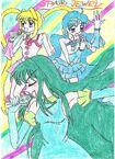Mermaid Melody- Star Jewel