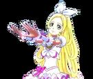 Pretty Cure All Stars DX3 Cure Rhythm 3D pose