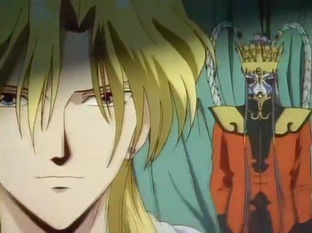 Fushigi Yuugi - Episode 37