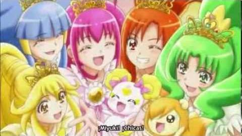 Smile Pretty cure! - Episode 23