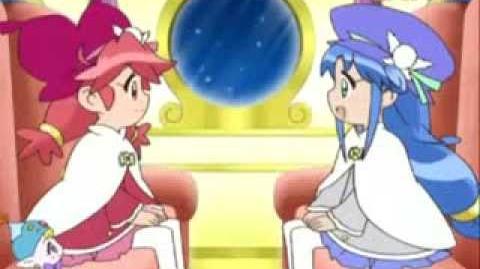 Fushigiboshi no Futago Hime Gyu! - Episode 21