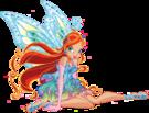 Winx Club Bloom Enchantix pose7