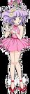 Mami pink dress headband