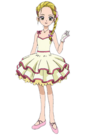 Pretty Cure Max Heart Movie1 Hikari pose2
